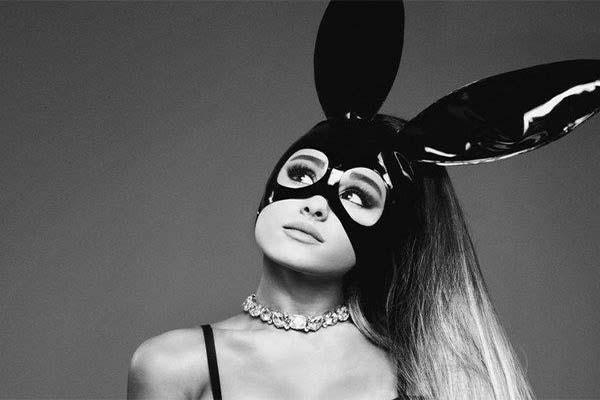 Ariana Grande fará show beneficente em Manchester