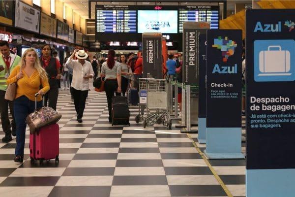 Anac recomenda veto a proibição de cobrança por franquia de bagagem