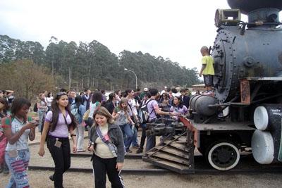 """Projeto """"Releitura de Itabira"""" destaca cultura mineira."""