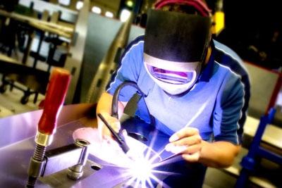 Crescimento da produção industrial brasileira