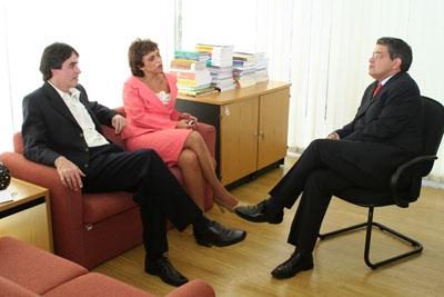 Contagem busca parceria com Estado para ampliar Saúde.
