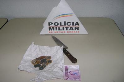 131ª Cia recupera produtos furtados em subprefeitura de Contagem