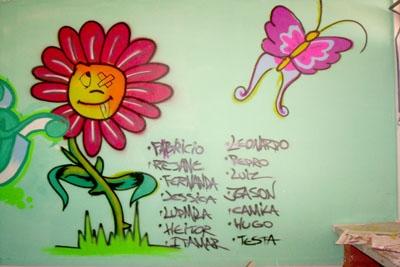 Grafite - Funec Riacho e Centec promovem oficina gratuita.