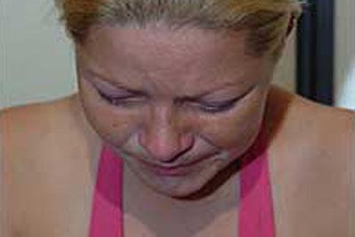 Polícia indicia mãe que jogou bebe no Ribeirão Arrudas, em Contagem.