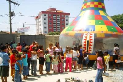 Festa da Família comemora seu 3° ano na OSDB.