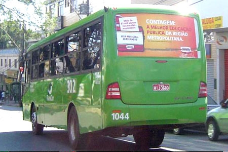 Linha de ônibus 302 C Estaleiro ll