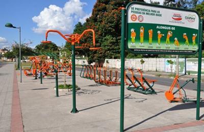 Academia da Cidade será instalada na Praça da Castanheira