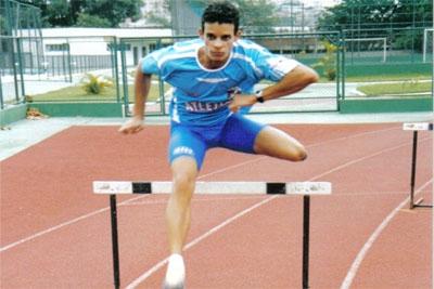 Equipe de Contagem participa de Torneio Internacional de Atletismo.