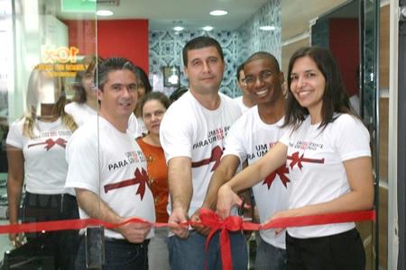 Escala Construções e Empreendimentos inaugura loja de vendas em Contagem