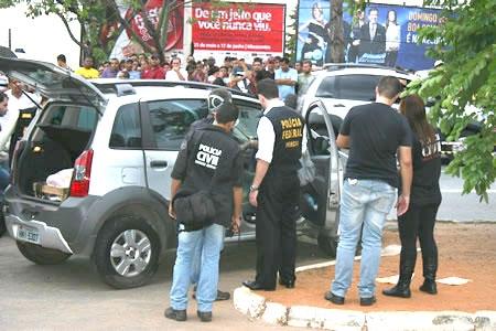 Oficial de justiça é encontrado morto dentro do próprio carro