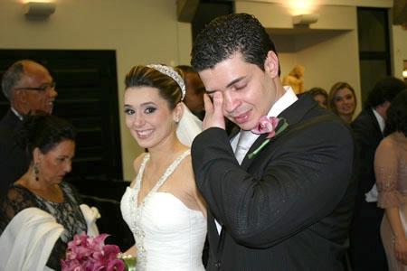 Casamento de Caroline e Frederico