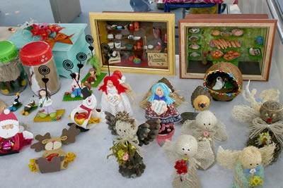 Sesc Laces Contagem / Betim promove feira de artesanato.