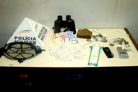 Menor é abordado com drogas na cueca