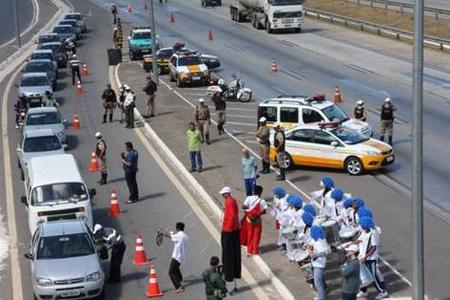 Semana Nacional de Trânsito será lançada amanhã na capital