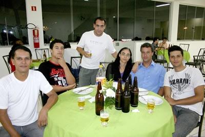Confraternização de final de ano do Espaço Duarte e da Cardil.