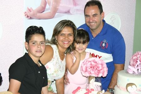 Aniversário de Alice Ribeiro