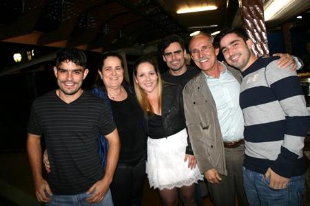 Umberto Nogueira comemora seu aniversário com a fé inabalável de sempre