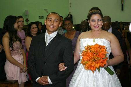 Casamento de Nayane e Wesley