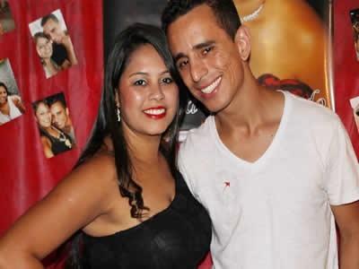 Noivado de Stefânia e Fernando