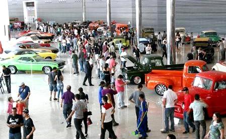 4ª edição da Bienal do Automóvel chega a BH nesta quarta-feira