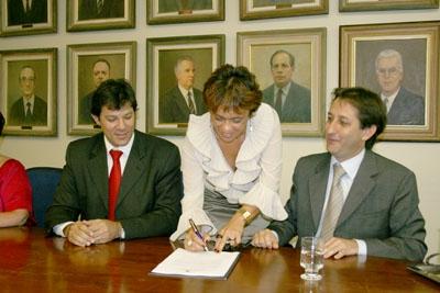 Cefet Contagem está previsto para o final de 2008.