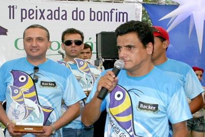 Peixada do Bonfim 2007.