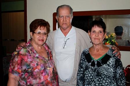 Os gêmeos Marília e Murilo comemoram seus aniversários