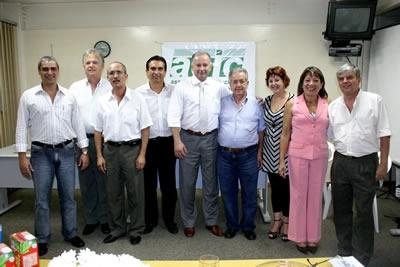 Marco Aurélio Moreira prossegue na presidência da Acic.