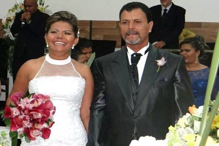 Casamento de Arlene e Adão, reconciliação