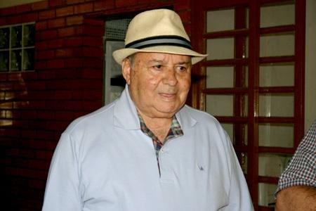 Homenagem a José Quintão Romêro, muita história