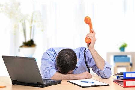 Síndrome de Burnout e Trabalho