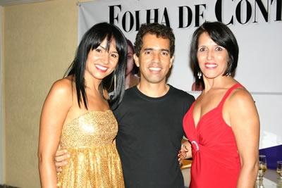 Novas colunistas no Jornal Folha de Contagem.