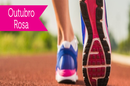 Belo Horizonte vai receber a 1ª Caminhada Outubro Rosa