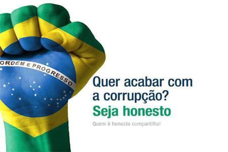 Jeitinho desonesto de ser do brasileiro