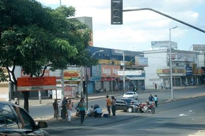 Mudanças no trânsito do bairro Eldorado fazem vítimas.