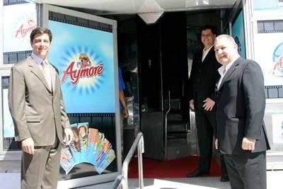Cine Aymoré, responsabilidade social nas estradas de Minas.