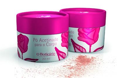 O Boticário lança produtos para o Dia das Mães.