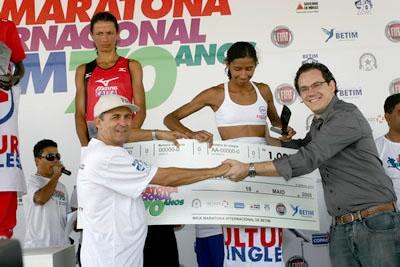 Meia Maratona Internacional de Betim 70 anos.