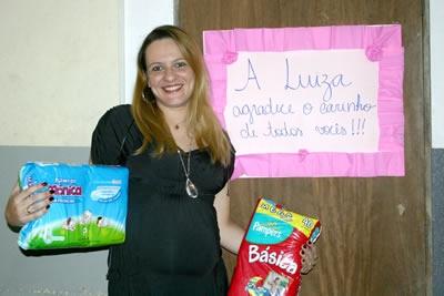 Chá de bebê da Luiza