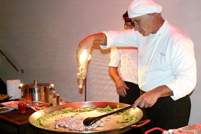Circuito Internacional de Culinária Multispace.