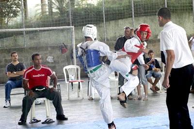 1º Torneio Eldorado de Tae kwon do.