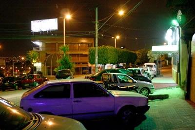 Taxista é flagrado com drogas em Contagem.