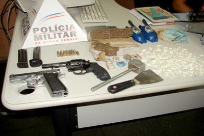 39º BPM intensifica o policiamento ostensivo.