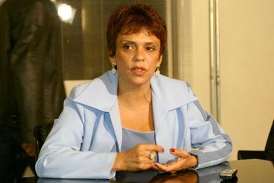 Prefeita explica ação da Polícia Federal.