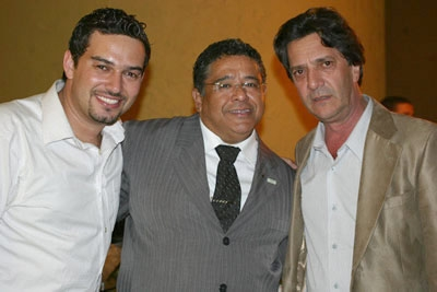 Niver do promoter Cristiano Araújo.