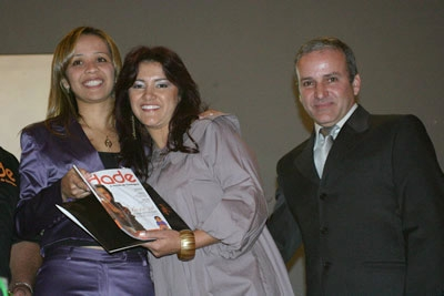 Alvina Bitencourt é destaque na 18ª edição da Revista Cidade.