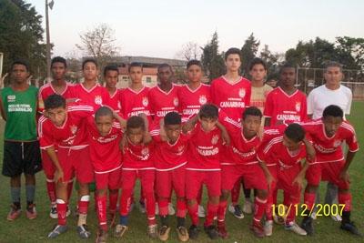 Campeonato Juvenil de Futebol.