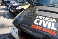 Pol�cia Civil prende chefe do tr�fico da regi�o de Nova Contagem