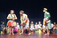 Com�dia e teatro infantil s�o atra��es deste fim de semana no Ita�Power