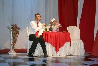 Carlos Nunes se apresenta em Festival de Teatro de Contagem